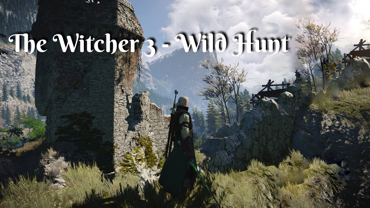 The Witcher 3 Wild Hunt 42 Mysteriöse Spuren Gerhd Youtube