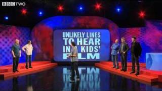 Unlikely Lines To Hear In A Kids' Film - Mock The Week Series 9 Episode 8 - BBC Two