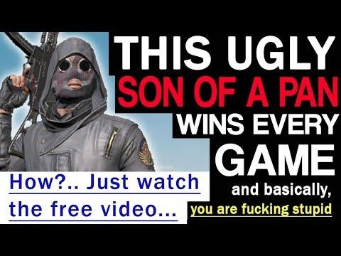 The SECRET To WIN In PUBG