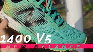 New Balance 1400 V5 Review 2017 | New Balance FASTEST shoe