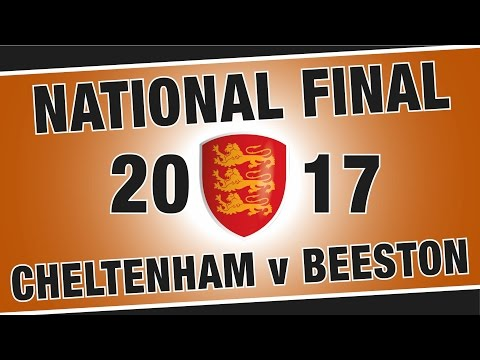 England Hockey - U16 Boys National Final 2017 - Cheltenham v Beeston