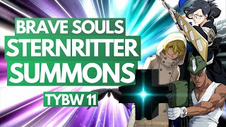 UNBELIEVABLE LUCK - Summoning for TYBW Sternritters LILLE BARRO and GREMMY! | Bleach Brave Souls