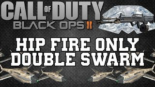 black ops 2 qbb lsw rapid fire hip fire only swarm bo2 crappy swarm setup challenge