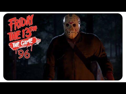 Aufgespießt #96 Friday the 13th: The Game [deutsch] - Gameplay Together