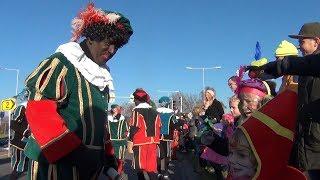 Intocht Sinterklaas 2018 Bergen op Zoom