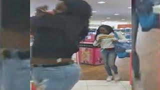 'You can't stop us': women steal $11K in perfume