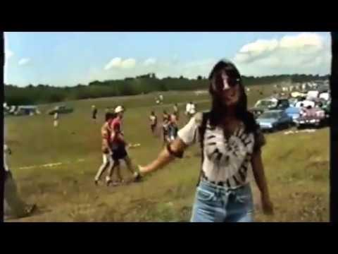 Grateful Dead 1994 Shakedown Footage, Highgate Vermont