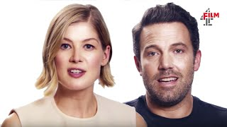 Ben Affleck, David Fincher + Rosamund Pike On Gone Girl