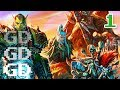 World of Warcraft Gameplay Part 1 - The Blood Elves - WoW Let's Play Series