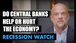 🔴 Can Central Banks Save the Economy from Global Financial Crisis? | Recession Watch
