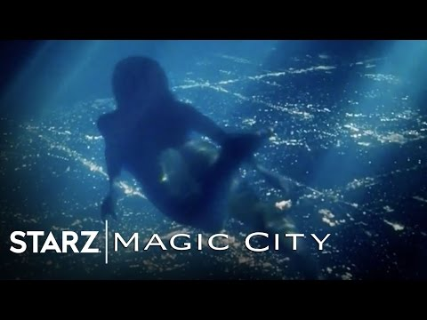 Magic City  Magic City Theme  &  Credits  STARZ