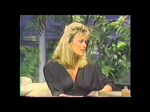 The Tonight Show. Vanna White 5/2/1986