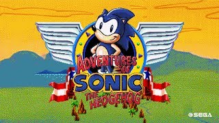 sonic mania adventures of sonic the hedgehog mod releases