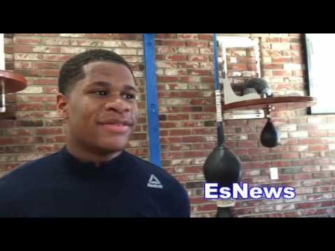 Devin Haney Top 5 P4P Has Andre Ward #1 EsNews Boxing
