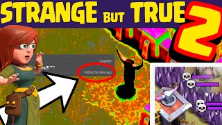 Clash of Clans ♦ NEW ♦ STRANGE But TRUE Stories of Clash of Clans! ♦ CoC ♦