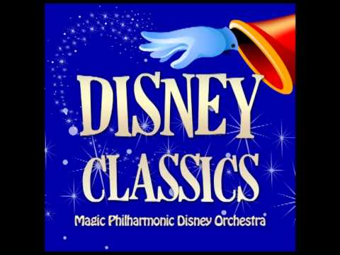 Philharmonic Disney Orchestra - 01.Beauty and the Beast
