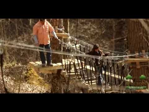 Adventure Ropes Course -Pigeon Forge, Gatlinburg Sevierville Attractions