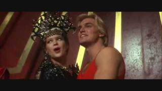 Flash Gordon. 1980 ENDING. Emperor Mings SPOILER