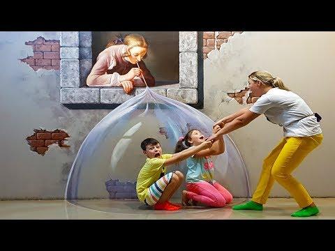 ALİ ADRİANA MÜZEDE  pretend play in Children&39;s museum for family fun