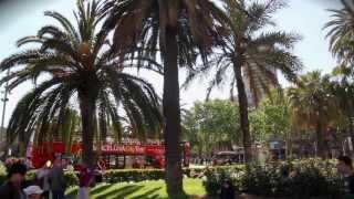 Student Travel - Barcelona