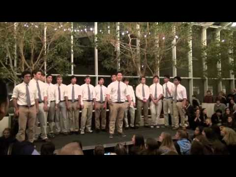 CHOATE ROSEMARY HALL, A cappella, KEEP YOUR HEAD UP , MAIYEROS