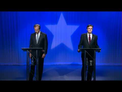 Texas Lieutenant Governor's Run-Off Debate - May 2, 2014