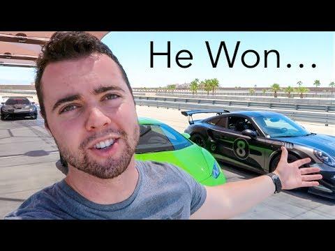 Getting HUMILIATED In My Lamborghini At The Track!