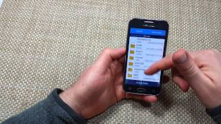 Samsung Galaxy Core Prime How to transfer Files Photos Videos Music Folders to SD Card