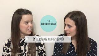 10 Diferencias entre Estados Unidos y España