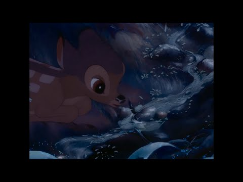 Bambi (1942) - Little April Shower - 1080p