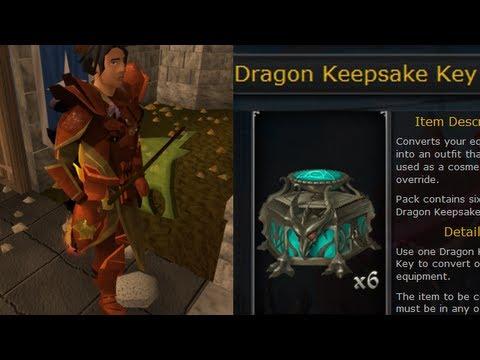 dragon keepsake key complete information youtube
