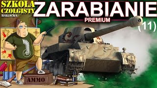 Zarabianie premium - Szkoła czołgisty - World of Tanks