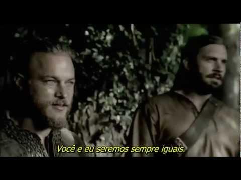 Série Vikings - Promo Legendado HD