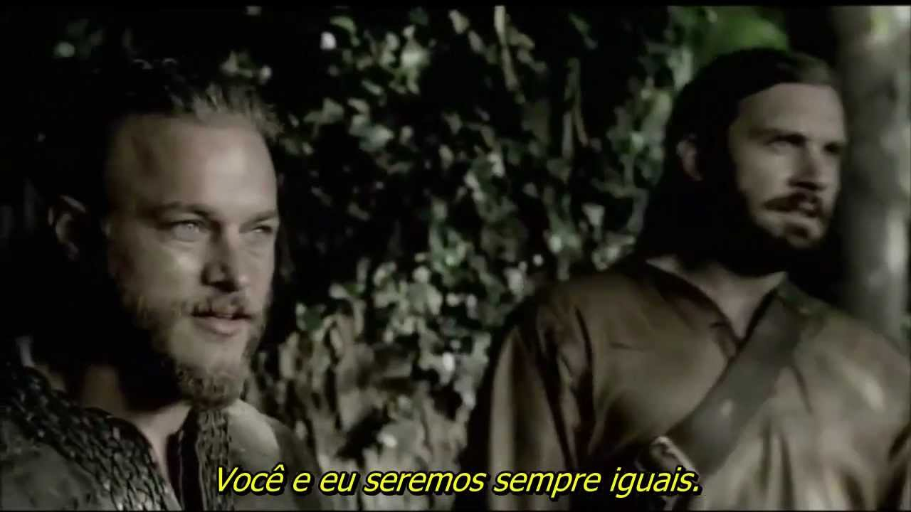 Série Vikings - Promo Legendado HD