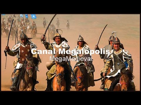 ASIA CENTRAL (Los Mongoles)