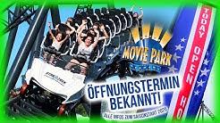 Movie Park Germany - Öffnungstermin bekannt! Alle Infos & Einschränkungen zum Saisonstart 2020