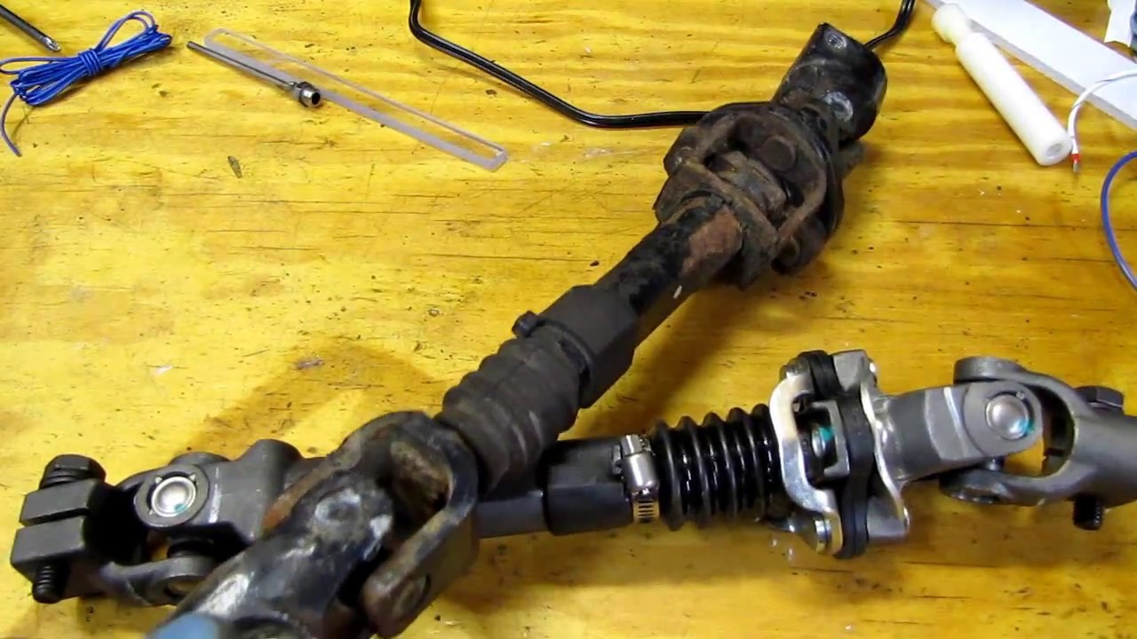 Maxresdefault on Dodge Dakota Intermediate Steering Shaft
