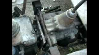 трактор с двиг от ваз 2101 и 2 коробки(двигатель ваз 2101 коробка газ53 и газ 52 мост задний газ 51 передний газоновский урезанный рулевая газ 51 навеск..., 2011-12-07T16:49:37.000Z)