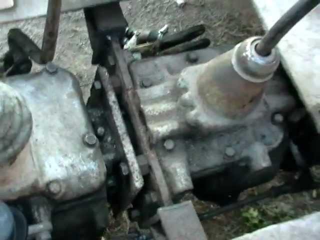 Испытания КПП после ремонта МТЗ 952.3 - YouTube