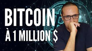 Acheter du Bitcoin : 1 million de $ en 2021 ?