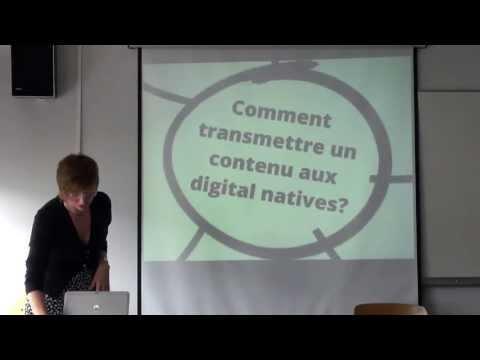 Comment rendre la grammaire plus sexy pour les digital natives? - Madeleine Philippe