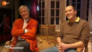 Forsthaus Falkenau-Star Christian Wolff 75. Geburtstag
