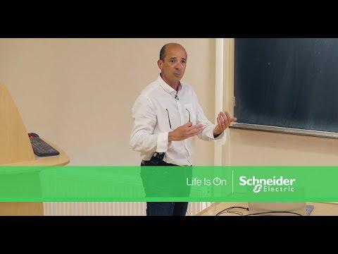 L'offre didactique et l'industrie du futur de Schneider Electric présentée par Dominique Maguer