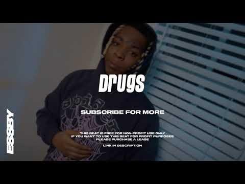 (FREE) Lil Gotit X Young Thug Type Beat – DRUGS | Freestyle Type Beat | Hard Flute Type Beat