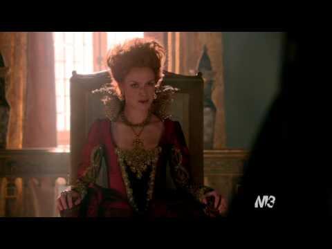 Reign 2x22 - Queen Elizabeth Scene