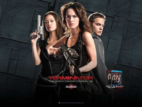 SKY Magazin, Making Of Terminator: The Sarah Connor Chronicles (deutsch/german)