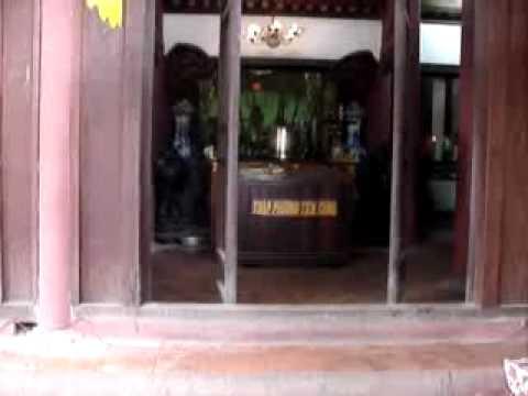Hát văn ở đền Trình - chùa Hương