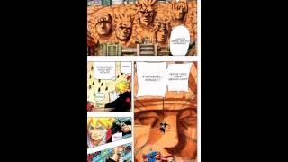 Наруто манга 700 глава