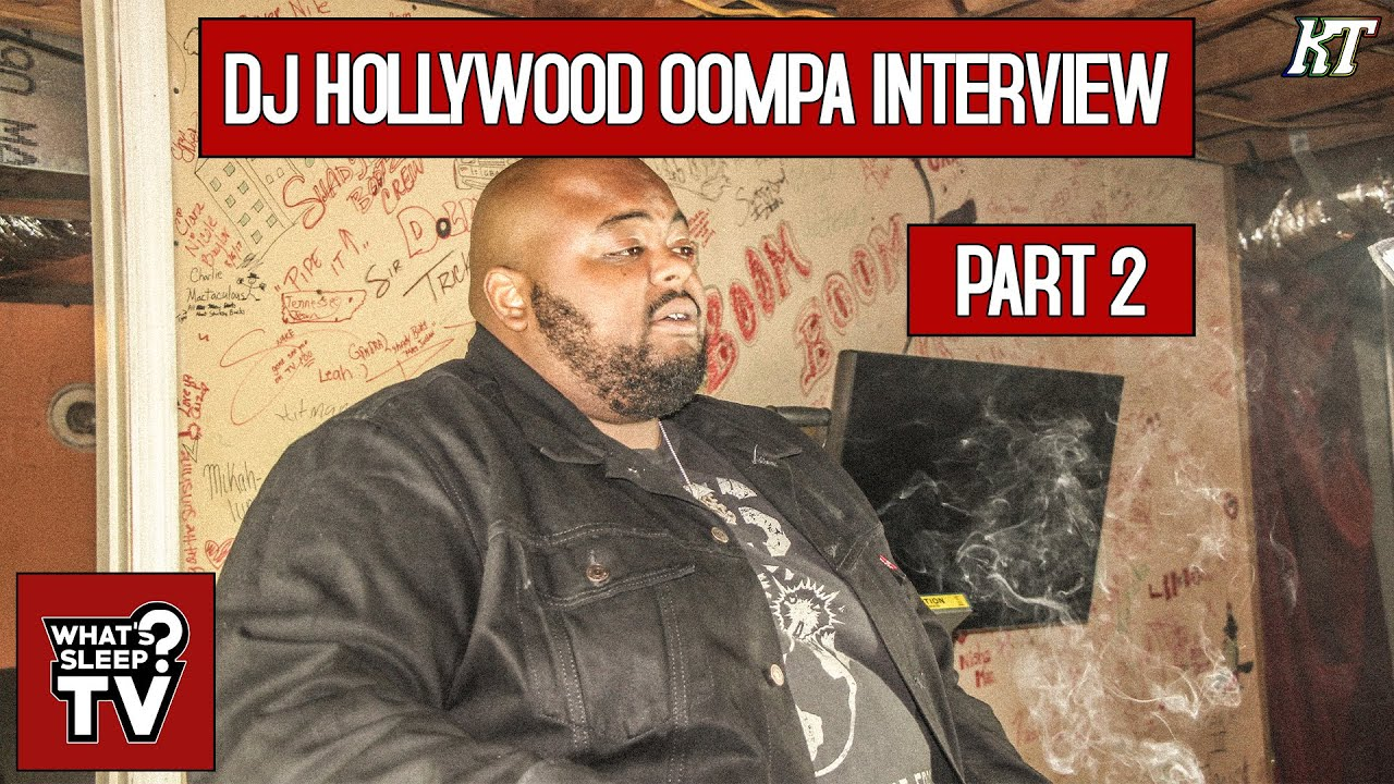 """DJ Hollywood Oompa """"If You Don't Have Money To Spend Don't Rap, It's Business"""""""