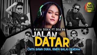 CINTA BAWA DUKA RINDU BALAS DENDAM (JALAN DATAR) | DJ KENTRUNG | KALIA SISKA ft SKA 86